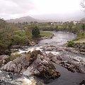Droga na Ring of Kerry,rzeczka #RingOfKerry #PierścieńKerry #rzeka #rzeczka