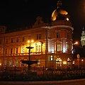 Bielsko wieczorem 30.03.2007 #Bielsko #Biała
