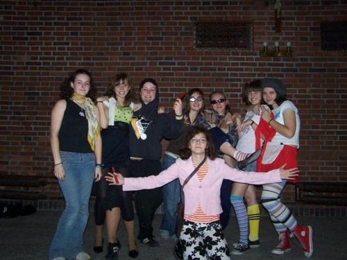 Ekipa wspaniałego kabaretu :D #kabaret