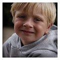 me boy :) #baby #boys #chłopiec #dziecko #dzieci #family #kids #króliczek #królik #niebieski #oczy #przyjaciel #śmieszne #uśmiech #wiosna