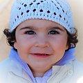 Wiktoria :)) #baby #mała #wiktoria #dziecko #dzieci #family #kids #oczy #uśmiech #Wiosnakwiecień2007