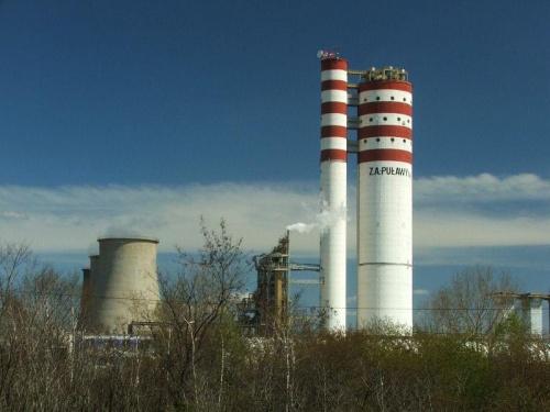 Zakłady Azotowe Puławy #Puławy #Azoty #wieża