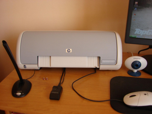 HP deskjet - 3550