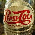 Relikt. Ile to ciekawych rzeczy można znaleźć w jeziorze :-P #przeszłość #relikt #humor #butelka