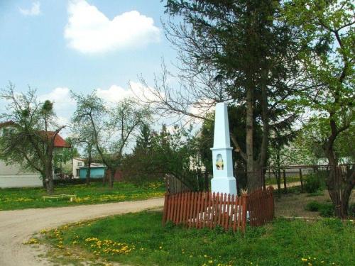Kapliczka w Woli Osińskiej #WolaOsińska #kapliczka