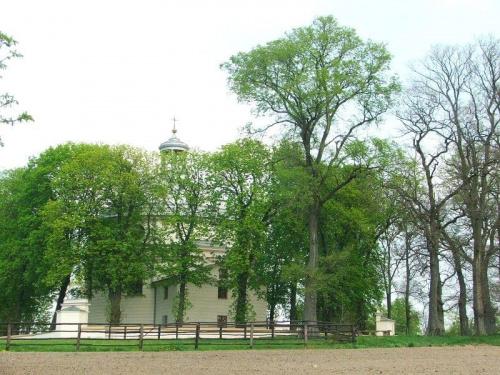 Kościół w Żyrzynie #kościół #Żyrzyn