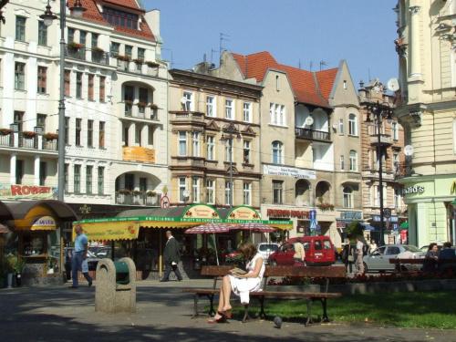 #miasto #skwer #stragany