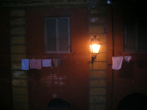 Pranie w Rzymie #PranieRzym