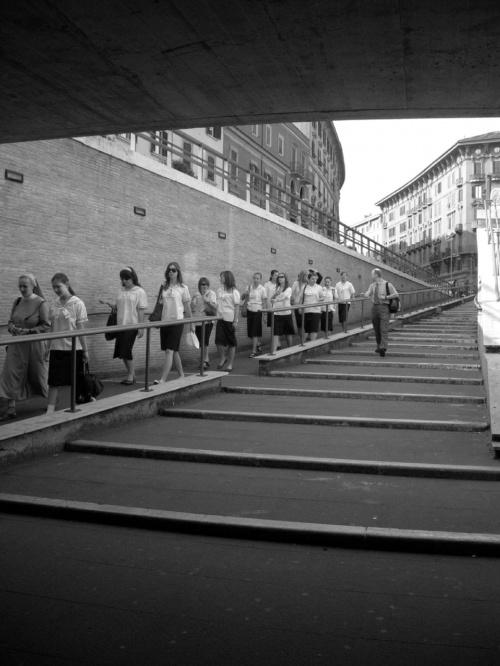 Ziomki ze szkoły w Rzymie #RzymUrszulankiSzkoła
