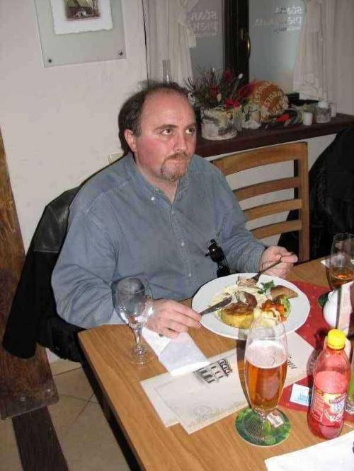 Panie kelner.. .co mi Pan tu...
