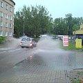 #Lublin #nawałnica