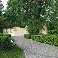 20 V 2007- Widok na muszlę od strony fontanny #Muszla #TomaszówMaz