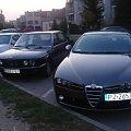 #auto #Alfa159 #BMWE28