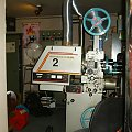 kabina Kameralnego #kino #gdańsk #neptun #helikon #kameralne #projekcja #projektor #kinotechnika #kinooperator