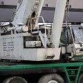 #dźwig #ciężarówka #ciężarowy #samochód #budowa #maszyna #maszyny #budowlana #budowlane #krupp #stróża