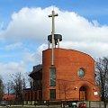 Kościół Świętego Alberta #Puławy
