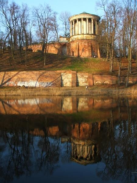 Świątynia Sybilli #Puławy #park #zabytek #zabytki