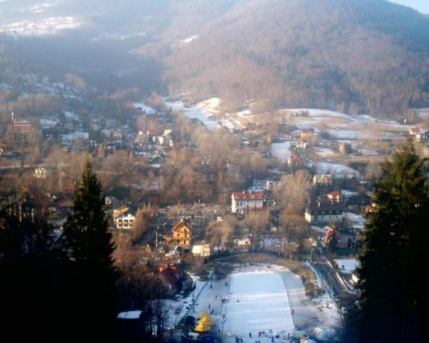 #Szczyrk #ferie #narty #Skrzyczne #skocznia #skoki #narciarskie