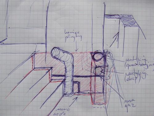 projekt #projekt #rysunek #bazgroły #napisane #dziwne #pomazane #strych #wentylacja #NaKartce #mińsk #MińskMazowiecki